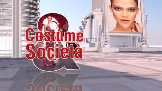 Intervista A TG2 Costume & Società