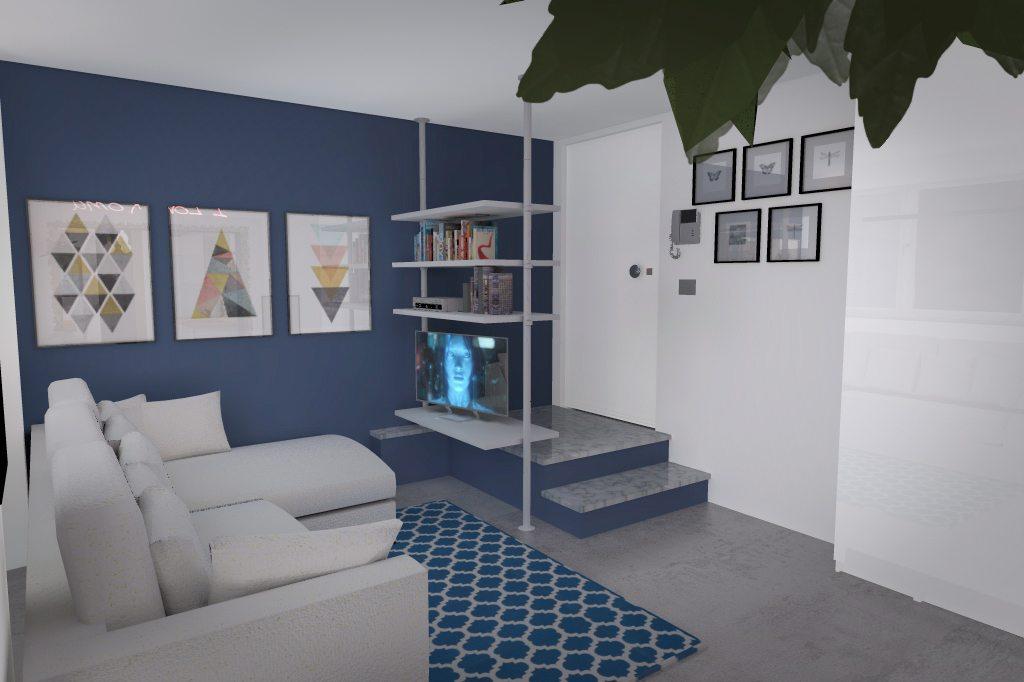 Appartamento bdf marco d 39 andrea architecture interior for Appartamento interior design