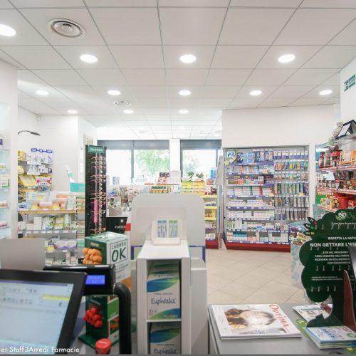 Progetto Farmacia Vista Bancone
