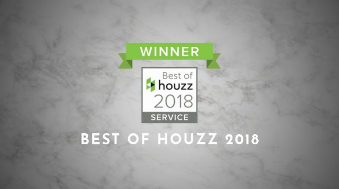 Vincitore Best Of Houzz 2018 Service