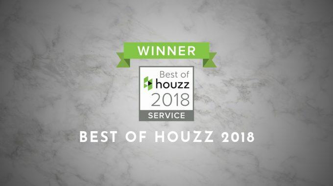 Vincitore Best Of Houzz 2018 Service