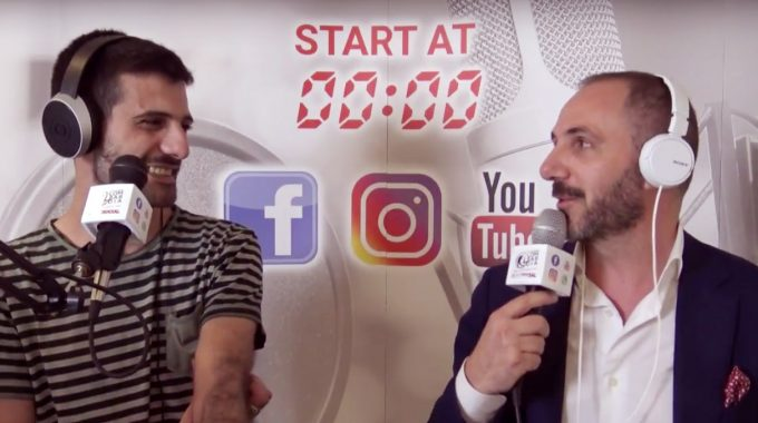 Video Intervista A Radio Lombardia Live Social